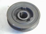 EARLY FRONT CRANKSHAFT PULLEY
